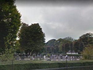 Begraafplaats-lunteren