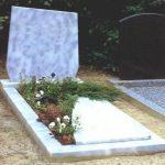 Gedenksteen marmer