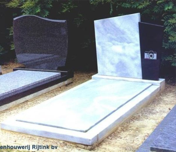 Gedenksteen marmer 2