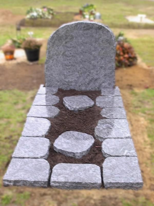 Graniet kanten gekapt in toog orion