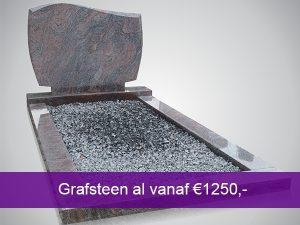 grafsteen prijs goedkoop