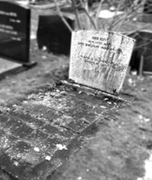 Restauratie grafstenen